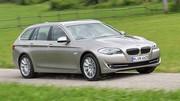 Essai BMW Série 5 Touring 520d 184 ch : L'art du compromis