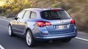 Opel Astra Sports Tourer : Prime au style