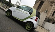 Essai Smart Electric Drive : à l'assaut de New York
