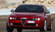 Nouvelle gamme pour l'Alfa 159