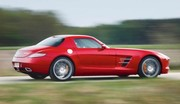 Essai Mercedes SLS AMG