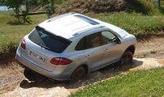 Essai Porsche Cayenne S Hybrid : Véhicule toutes contrées