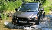 Essai Mitsubishi ASX