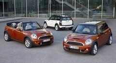 Mondial Auto Paris 2010 : MINI, MINI Cabriolet et MINI Clubman restylés