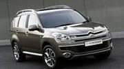 Citroën : les gammes C8, C-Crosser et Jumpy évoluent