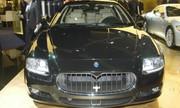 Le Stop & Start pour la prochaine Maserati Quattroporte