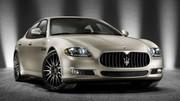 Maserati Quattroporte : la nouvelle génération équipée du Start&Stop