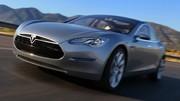 Tesla démarre fort en Bourse