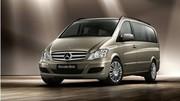 Mercedes : restylage pour le Vito et le Viano