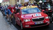 Tour de France : des vélos... et des Skoda