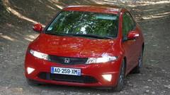 Essai Honda Civic Evolution i-CDTi 140