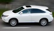 Essai Lexus RX450h : Un SUV hybride !
