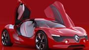 Mondial de l'Automobile : Renault DeZir