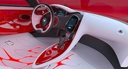 Concept électrique Renault Dezir, pour marquer la fin de l'ère Le Quément