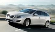 Volvo V60 : la déclinaison break de la toute récente S60