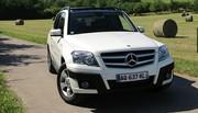 Essai Mercedes Classe GLK 220 CDI 4 MATIC : SUV chic hors des sentiers battus