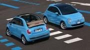 Fiat 500 et 500C TwinAir 85 ch