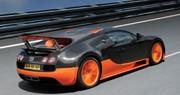 Bugatti Veyron Super Sport : Le tuning selon Bugatti