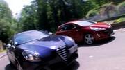 Essai Alfa Romeo Giulietta 1.4 MultiAir 170 vs Peugeot 308 GTI : Les revenantes