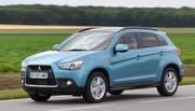 Essai Mitsubishi ASX 4WD : Logique industrielle