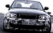 BMW : la Série 1 M coupé confirmée