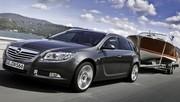 Essai Opel Insignia CDTI 4X4 : diesel et intégrale