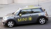 BMW : la mini E expérimentée à Paris à partir de novembre 2010