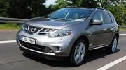 Essai Nissan Murano 2.5 dCi 190 ch : Un Diesel de raison