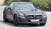 Mercedes SLK 63 AMG : Il hausse le ton