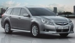 Essai Subaru Legacy Break 2.0D Executive bvm6 FAP - 150 cv