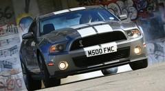 Essai Ford Mustang GT 500 Shelby: Une question d'honneur