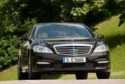 Mercedes S 63 AMG Turbo : Encore plus dévergondée