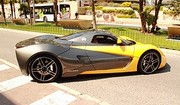 Marussia... Supercar Russe !