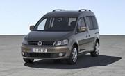 Volkswagen Caddy : cure de rajeunissement