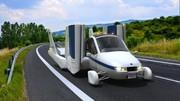 Terrafugia Transition : la voiture volante dévoile son look de série