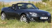 Essai Mazda MX-5 2.0 MZR 160 : le roadster plaisir