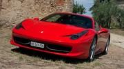 Essai Ferrari 458 Italia : L'artillerie lourde