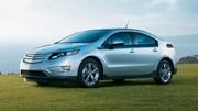 Chevrolet Volt : les tarifs U.S