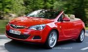 Opel Astra Cabriolet : Du métal à la toile