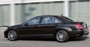 Mercedes-Benz S63 AMG : nouveau moteur V8 5.5