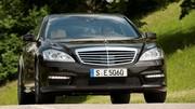 Mercedes S 63 AMG : limousine ultrasportive