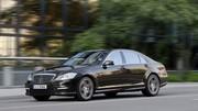 Nouveauté : Mercedes S63 AMG