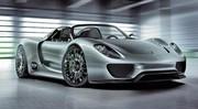 Porsche 918 Spyder : Feu vert pour la mise en production !