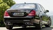 Nouvelle Mercedes S63 AMG
