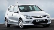 Hyundai i30 restylée : un léger coup de Rimmel