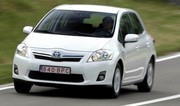 Essai Toyota Auris HSD