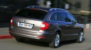 Essai Skoda Superb Combi 1.8 TFSI 160 Confort : L'essence pratique