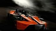 Abarth Roadster : un châssis de KTM X-Bow ?