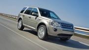 Land Rover Freelander : nouveau moteur et modifications pour 2011