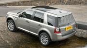 Land Rover Freelander (Mondial 2010) : Pas de deux